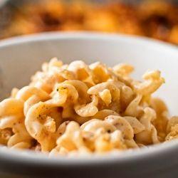 ... crab cream and smoked paprika hubert keller mac and cheese see more