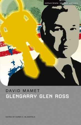 From 2.81:Glengarry Glen Ross (methuen Student Editions)   Shopods.com