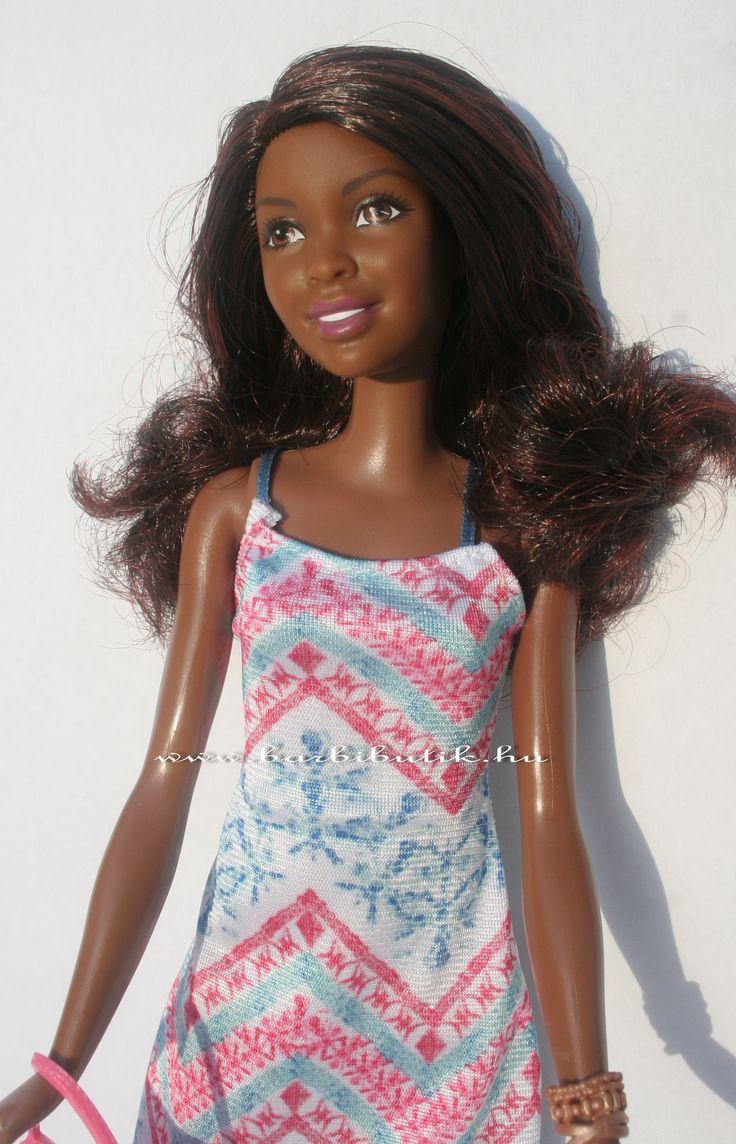 Magas Barbie eredeti ruhájában/ Tall Barbie Boho Fringe Doll & Fashion 2016