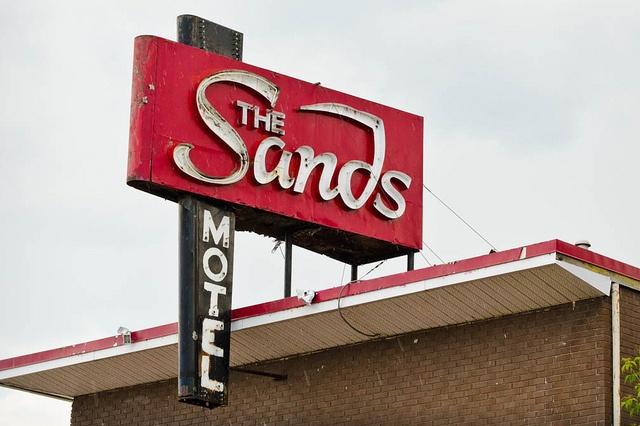 Sands Motel in North Bay Ontario Canada
