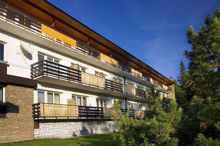 Ubytovanie Žiarska Dolina | Hotel Spojár