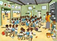 Praatplaat Afrika
