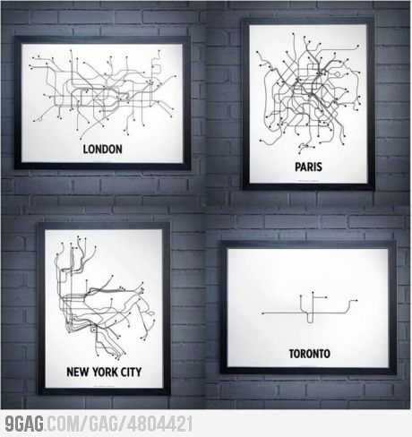 Toronto subway fail?