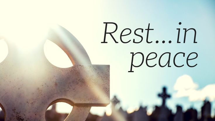 25+ Best Ideas About Rest In Peace On Pinterest