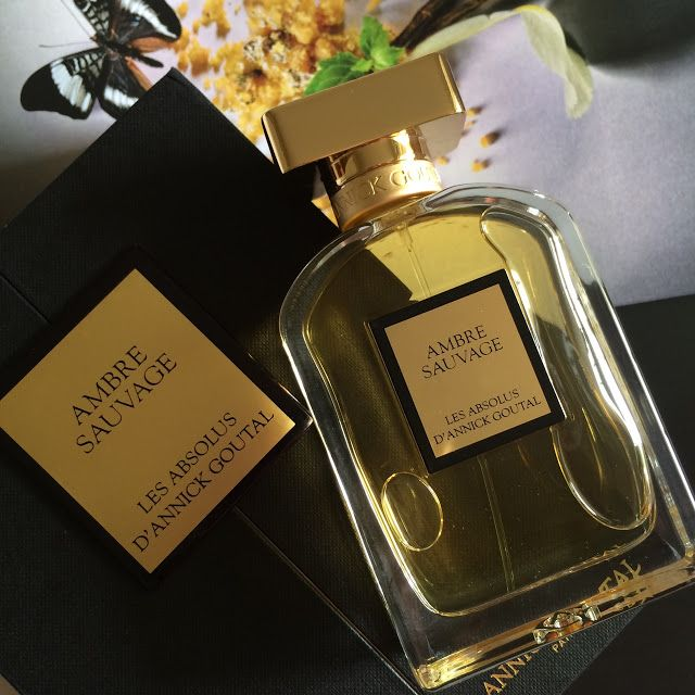 The Beauty Cove: IL PROFUMO: AMBRE SAUVAGE Collezione LES ABSOLUS d'ANNICK GOUTAL