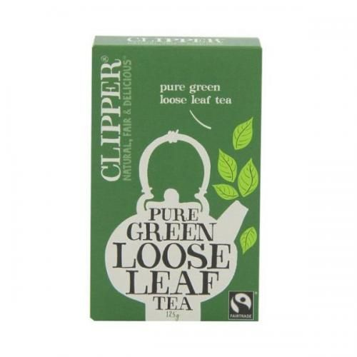 A very special loose leaf Green Tea, organically grown, pure, light & refreshing. A natural source of antioxidants.