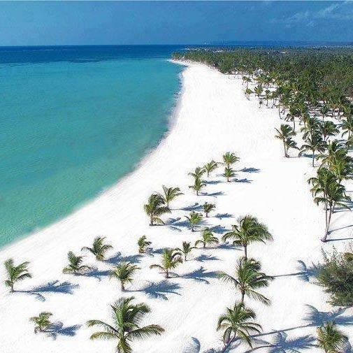 Amazing Beach in the Dominican Republic