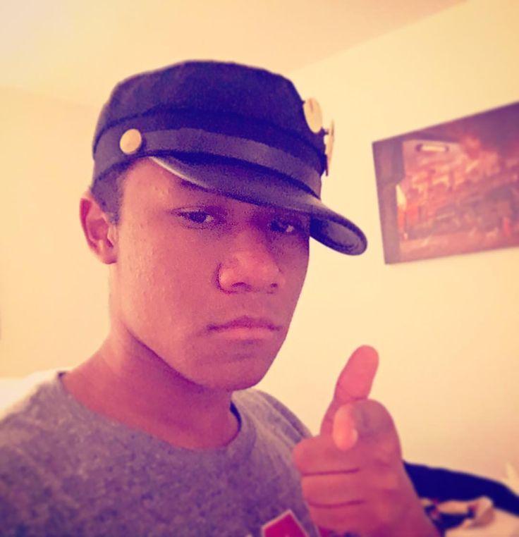 Yare yare daze... Looks like Jotaro Kujos cosplay will have... To be continued  #jojosbizarreadventure #jotarokujo #jotarohat #jojo #hat #selfie #cosplay #animecosplay #jojosbizarreadventurecosplay #jojocosplay #floridasupercon @floridacosplayorg @floridasupercon #tobecontinued #yareyaredaze