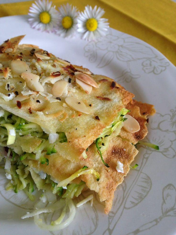 LaGallinaRosita: Lasagnetta di Pane Carasau