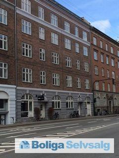 Nordre Fasanvej 185, 2. tv., 2000 Frederiksberg - Istandsat 2v'er med stor altan #frederiksberg #andel #andelsbolig #andelslejlighed #selvsalg #boligsalg