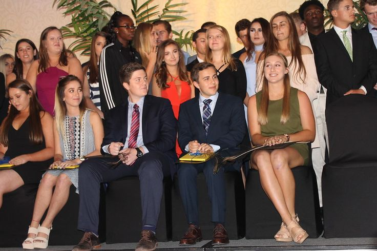 Senior Dinner - Canterbury School of Florida