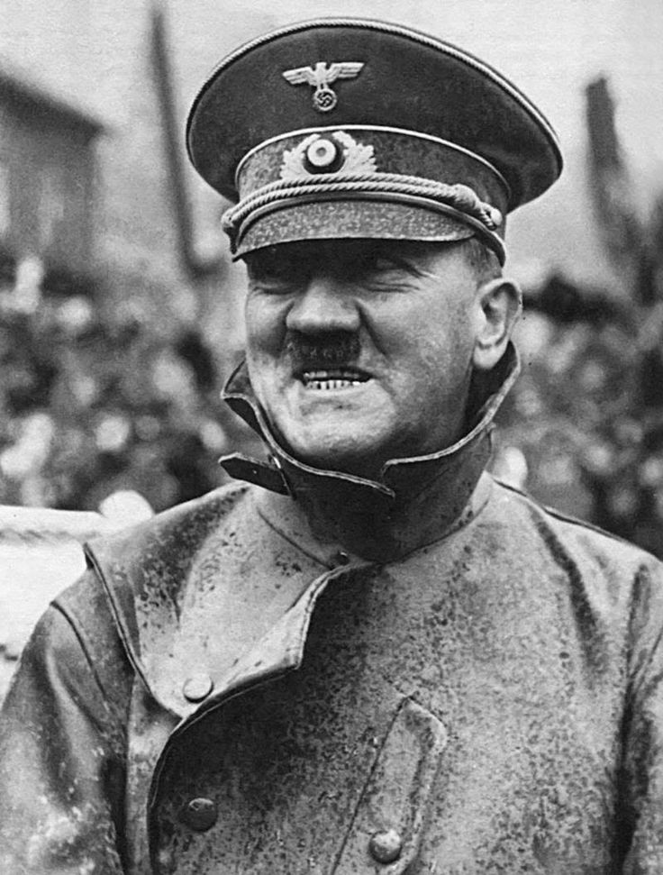 vintage everyday: 50 Rare Photos of Adolf Hitler You Might Have Never Seen Before