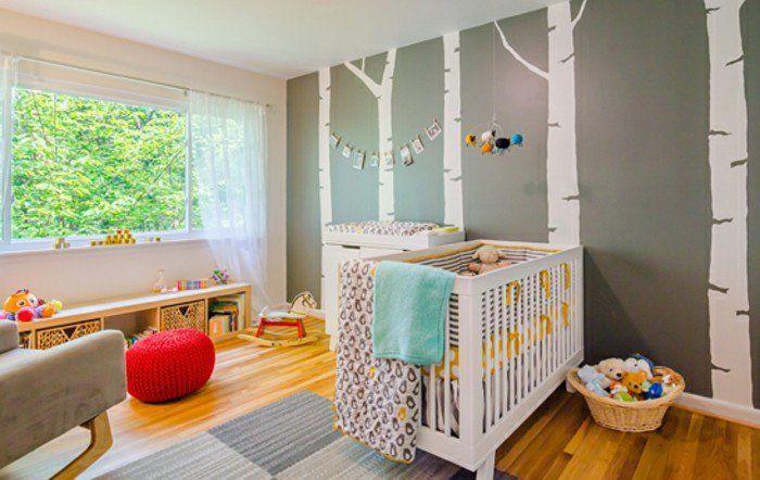 The 27 best Chambre bébé neutre images on Pinterest | Child room ...