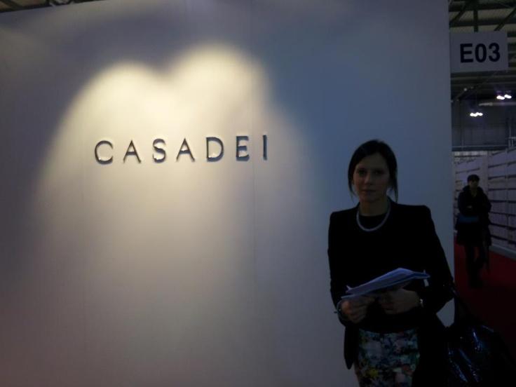 Giulia ha trovato il brand che sogna di conttare... vediamo se ci riesce! Ps. se qualcuno di Casadei legge potrebbe contattarla! :)
