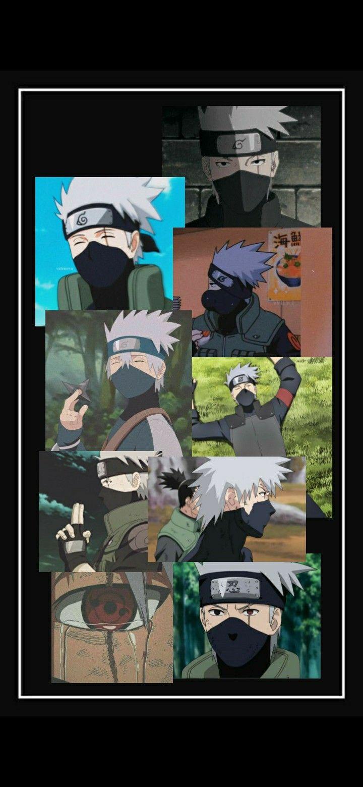kakashi-sensei lockscreen   Animes wallpapers, Personagens ...