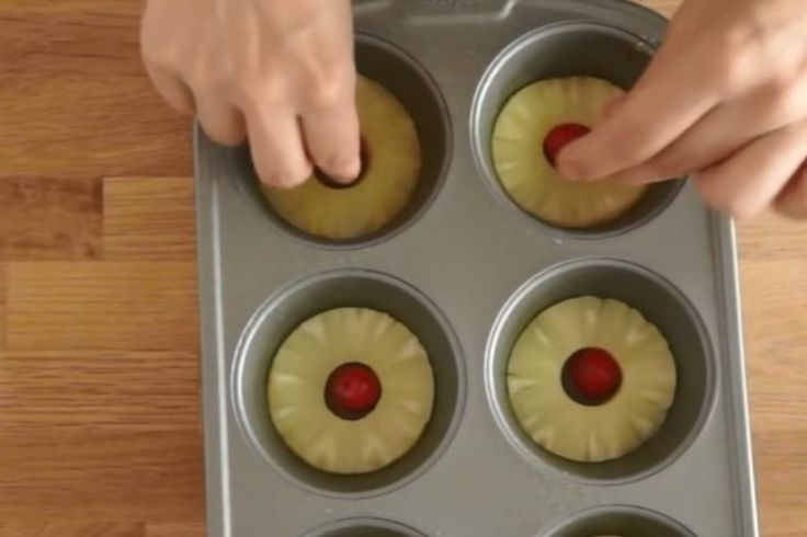Renversé à l'ananas, presque trop simple à faire ! Attendez de voir le résultat...