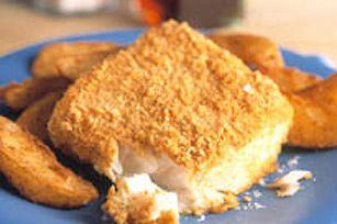 Du saumon cuit au four dans un enrobage croustillant de pacanes et accompagné d'une sauce onctueuse au vin blanc, voilà une recette rapide mais tellement gratifiante! De quoi se faire plaisir souvent!