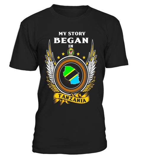 "# My story began in TANZANIA T-Shirt .  Special Offer, not available in shops      Comes in a variety of styles and colours      Buy yours now before it is too late!      Secured payment via Visa / Mastercard / Amex / PayPal      How to place an order            Choose the model from the drop-down menu      Click on ""Buy it now""      Choose the size and the quantity      Add your delivery address and bank details      And that's it!      Tags: TANZANIA in my DNA, This TANZANIA shirt is cool…"