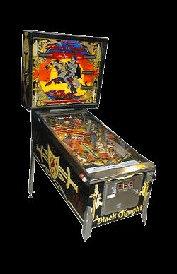 black knight machine | Black Knight Pinball Machine