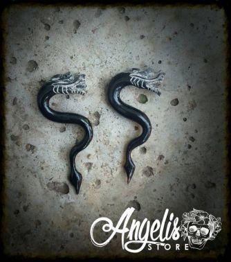 Buffalo Horn Dragon Spiral