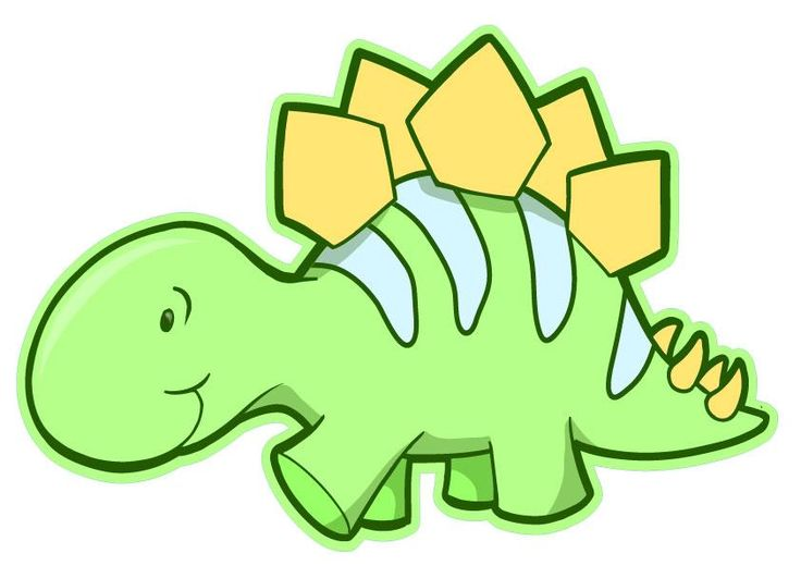 Cute Little Dinosaur - 23