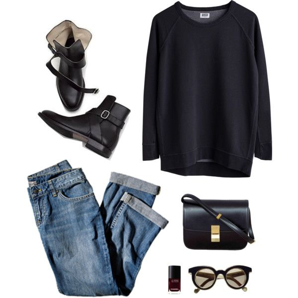 A fashion look from April 2013 featuring CÉLINE handbags and Isson sunglasses. Browse and shop related looks.