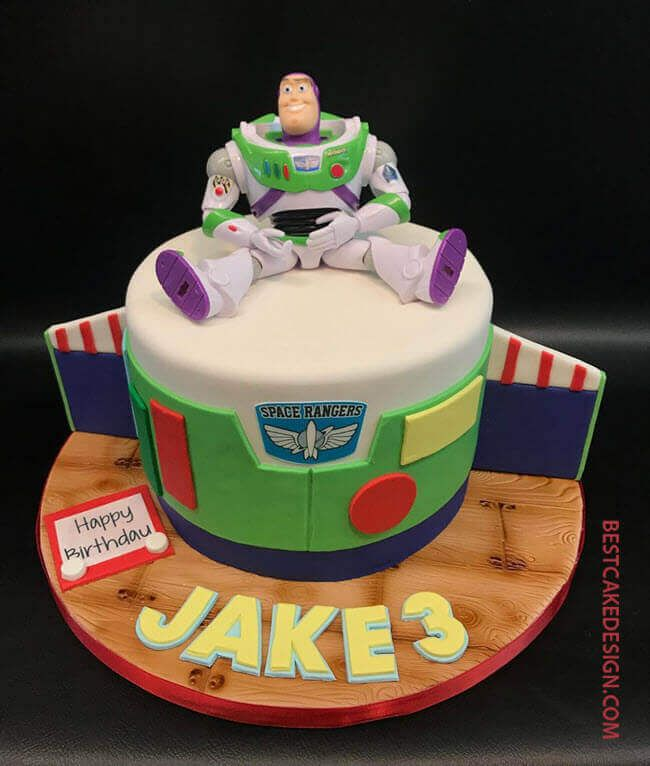 50 Buzz Lightyear Cake Design Cake Idea March 2020 Cool Cake