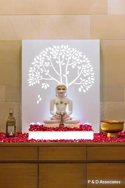 Puja Room Designs - P & D Associates