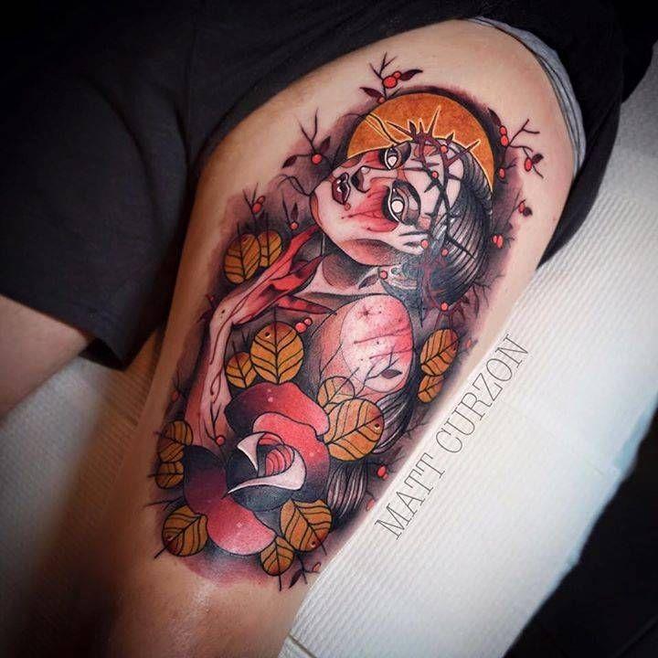 Nature Tattoos On Pinterest: 25+ Trending Mother Nature Tattoos Ideas On Pinterest