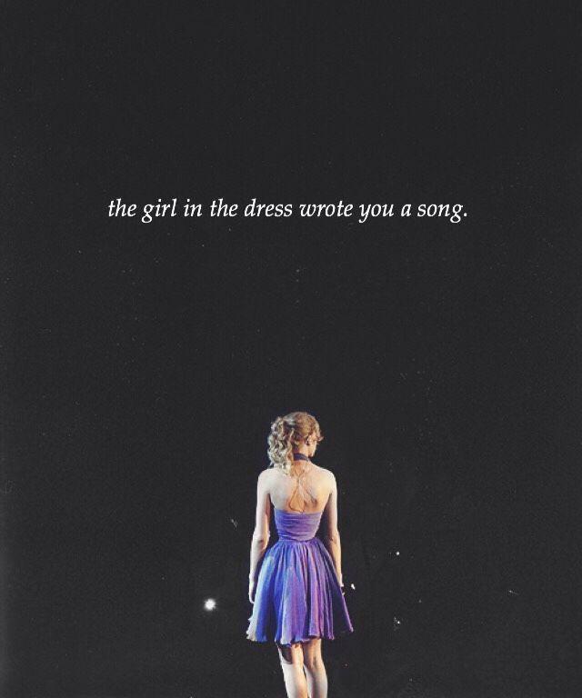 Dear John- Taylor Swift