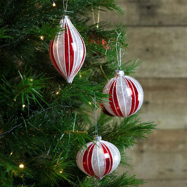 17 Best Images About Christmas Baubles On Pinterest Set