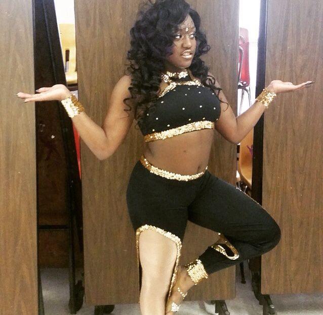 Captain Kayla ️ Dancing Dolls Dd4l Bring It On