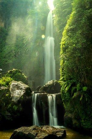 #ExploreIndonesia, #waterfallTalun, was taken at Batu, east java