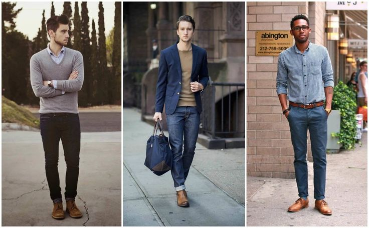 Smart-Casual Style for Men