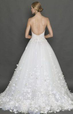 Francesca Miranda Wedding Dress Inspiration