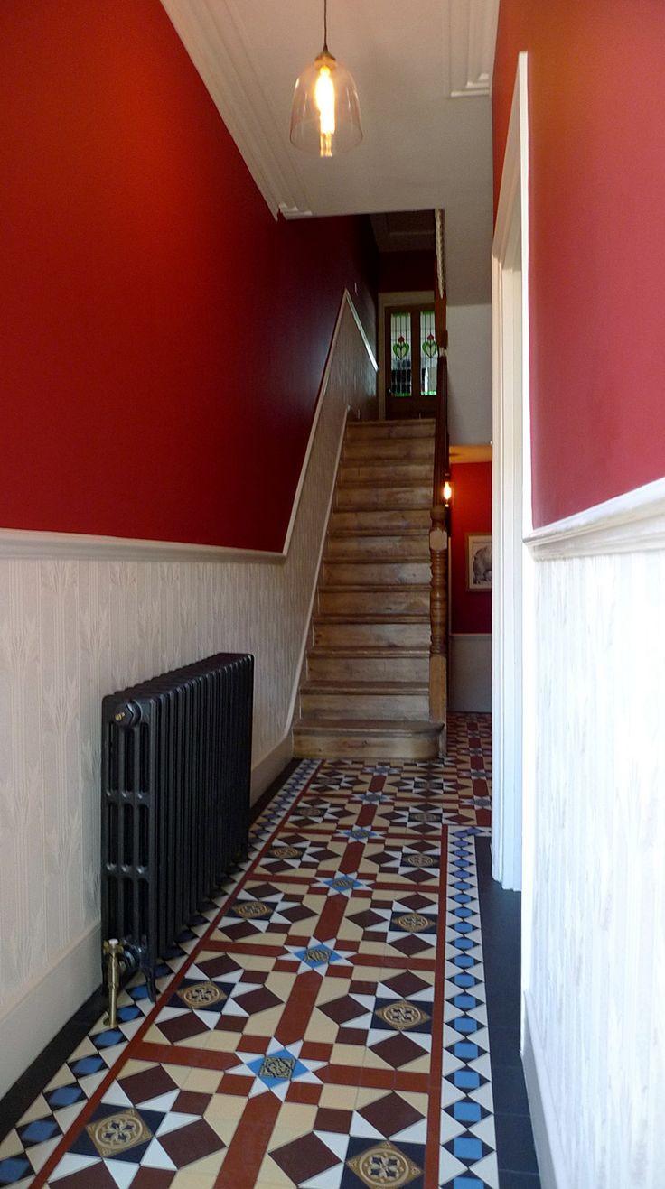 21 Best Victorian Mosaic Entrance Hallway Images On