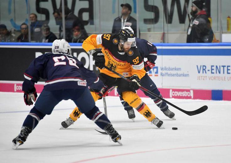 Eishockey: DEB-Team mit Abschlusserfolg gegen USA - SPIEGEL ONLINE - Sport