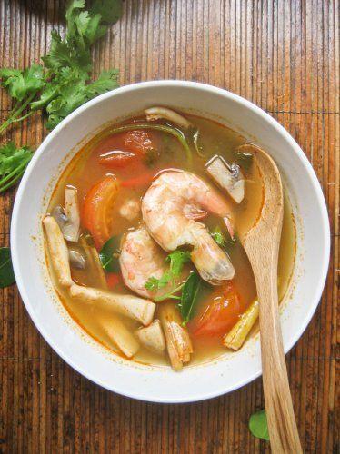 トムヤムクンにはこれがなくっちゃ! タイ料理のハーブ&スパイス① | ギャザリー