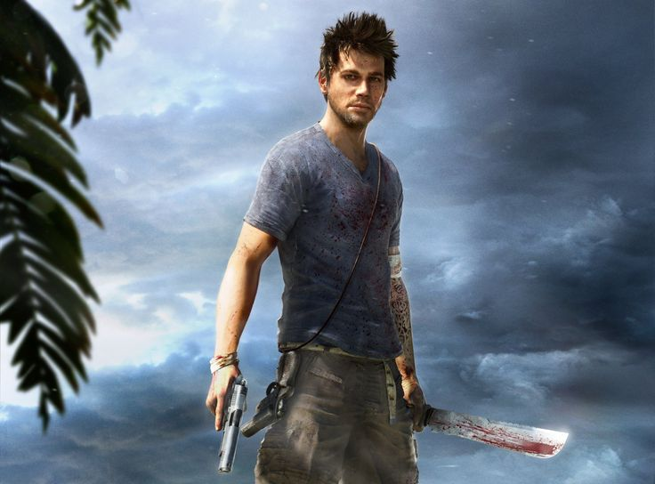 Video Game Far Cry 3  Jason Brody Wallpaper