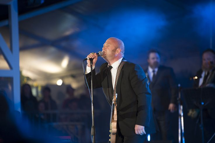 Andrew Strong at Caloundra Music Festival 2014 - Bruce Haggie Photography