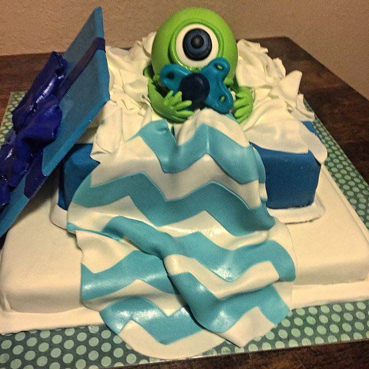 23 best Monsters Inc Baby Shower Ideas images on Pinterest