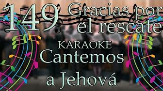 cancion 149 karaoke testigos de Jehova - YouTube