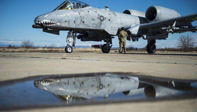 Un avión militar de EE.UU. se salva del retiro gracias al Estado Islámico