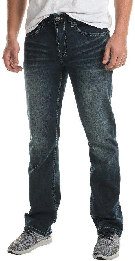 Buffalo David Bitton Driven-X Basic Straight-Cut Jeans (For Men)