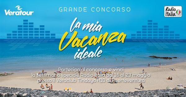 E andiamo a Fuerteventura và! :D con #Veratour e #Radioitalia  #lamiavacanzaideale #ad