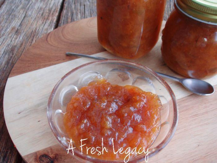 Feijoa Jam Recipe