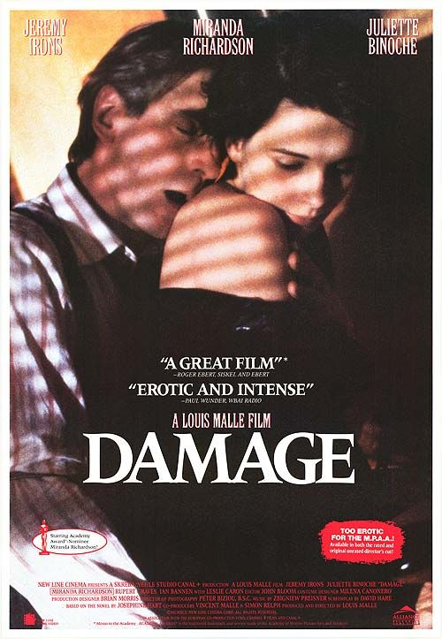 Damage  About Movies In 2019  Damage Movie, Movies -9278
