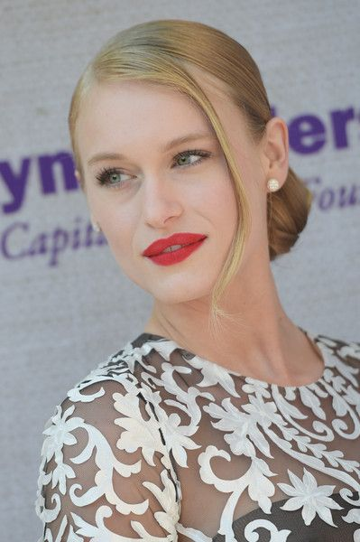 Leven Rambin Red Lipstick - Beauty Lookbook - StyleBistro