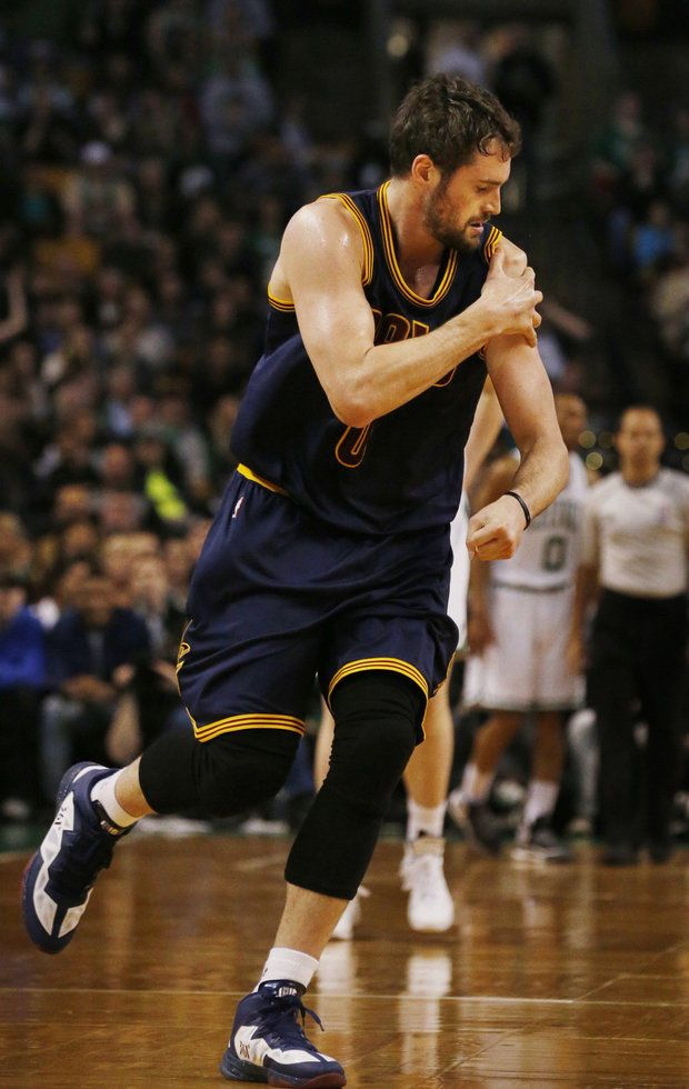 Kevin Love's absence from Cavaliers lineup depends on personal injury history ... Kevin Love  #KevinLove