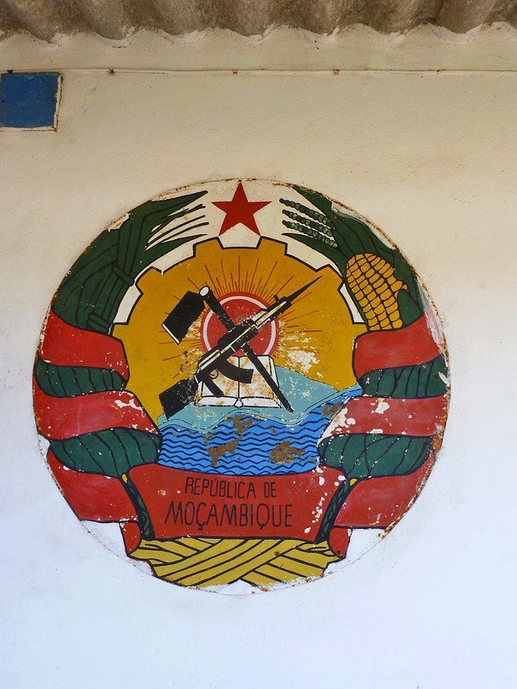 sign mozambique ponta do ouro